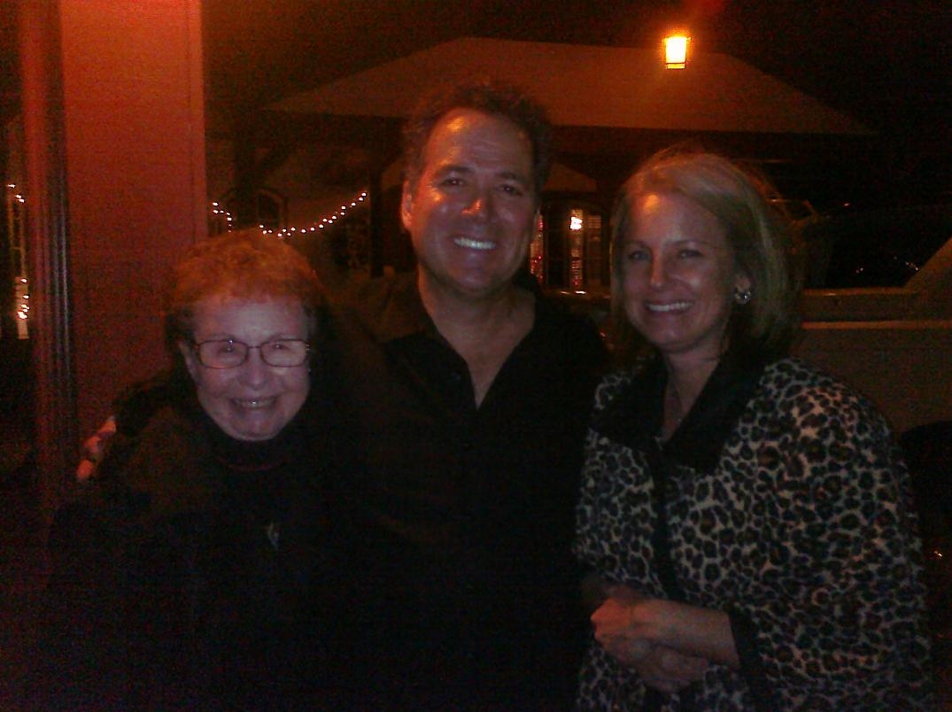 Wilma Norris and Todd & Tracy DuBord